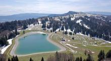 Photographie aériennes par drone dans le Doubs