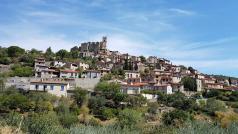 Photographie de la ville de Eus Pyrènes Orientales