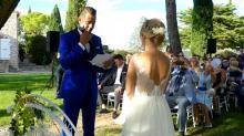 Photographie de mariage photo des maries Provence-Alpes-Cote-d'Azur