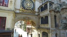 Photographie de Rouen le Gros Horloge