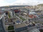 Photographie de ville vue du ciel