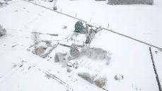 Photographie par drone sur Saumur