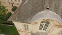 Photographie toiture sur monument