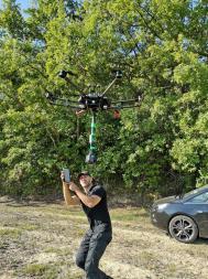 Pilote de drone professionnel en Ardèche