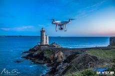 Pilote drone a Brest pour vue aérienne
