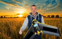Pilote drone Marseille prestations aériennes pour agriculture