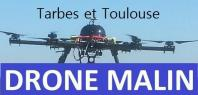 Pilote drone Tarbes et Toulouse