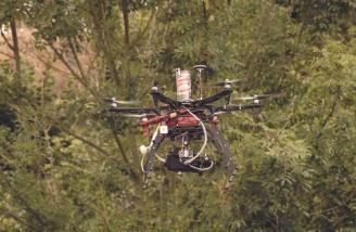 Pilotes de drone professionnels