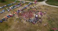 Prise de vue aérienne drone effect a Avignon