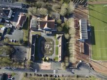 Prise de vue aérienne en Picardie