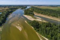 Prise de vue aérienne par drone dans le Loiret