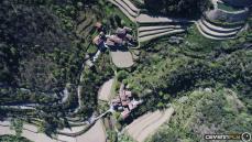 Prise de vue aérienne par pilote de drone