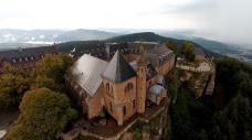 Prise de vue aérienne pilote de drone a Strasbourg