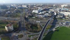 Prise de vue aérienne Toulouse en OCCITANIE