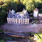 Propriété prise en photo aérienne par drone