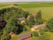 Propriété en vue arienne par drone en Seine-Maritime