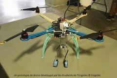 Prototype de drone