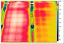 Rapport d inspection de thermographie aérienne