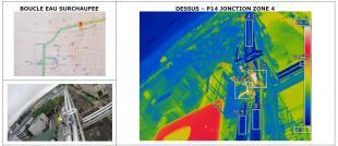 Rapport de thermographie aérienne par drone