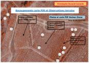 Recoupement carte PIR et observation terrains agricoles
