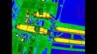 Thermographie aérienne par drone professionnel
