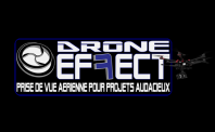 logo Drone-effect prises de vues aériennes dans le Gard