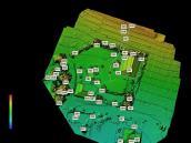 Topographie aérienne par drone
