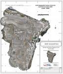 Topographie par drone avec orthophoto pour courbes de niveau