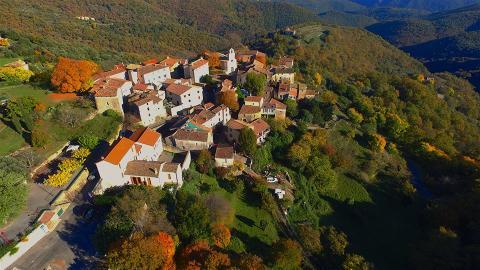 Photo village en Occitanie