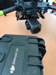 Zenmuse z30 et zoom optique 30x pour filmer ou photographier avec un drone